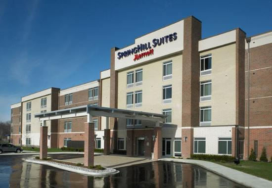 Photo of SpringHill Suites Detroit Metro Airport Romulus