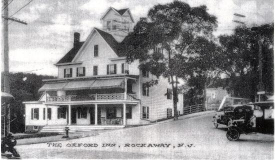 Rockaway, Nueva Jersey: Original Building