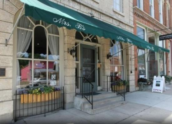 Lanesboro, MN: Mrs. B's Downtown