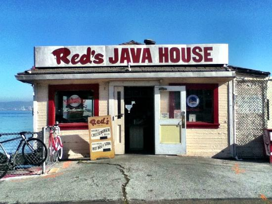 Photo of American Restaurant Red's Java House at 30 Pier, San Francisco, CA 94107, United States