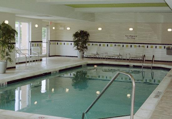 Milledgeville, Geórgia: Indoor Pool