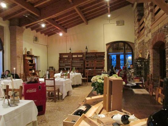 San Pietro in Cariano, Italia: Dining Room