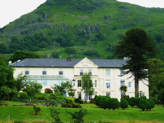 The Royal Victoria Hotel Llanberis Review