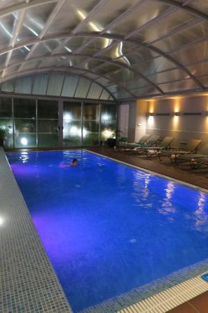 Porto Bay Serra Golf: Piscine interieur.