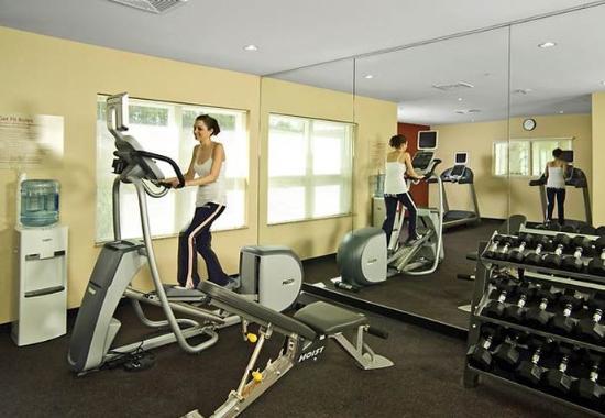 Gilford, NH: Exercise Room