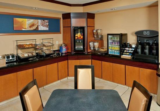 Exeter, Nueva Hampshire: Breakfast Buffet