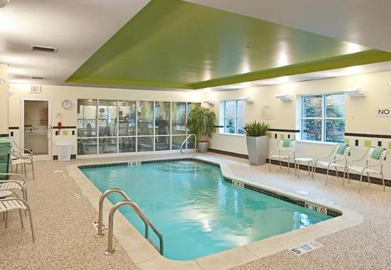 Exeter, Nueva Hampshire: Indoor Pool