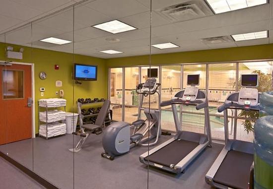 Exeter, Nueva Hampshire: Fitness Center