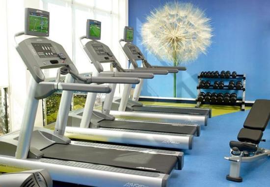 College Park, جورجيا: Fitness Area