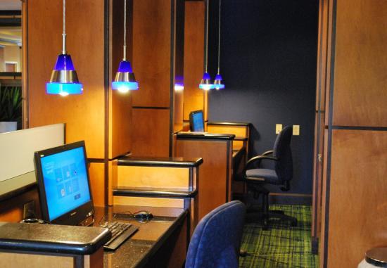 Weatherford, تكساس: Business Center
