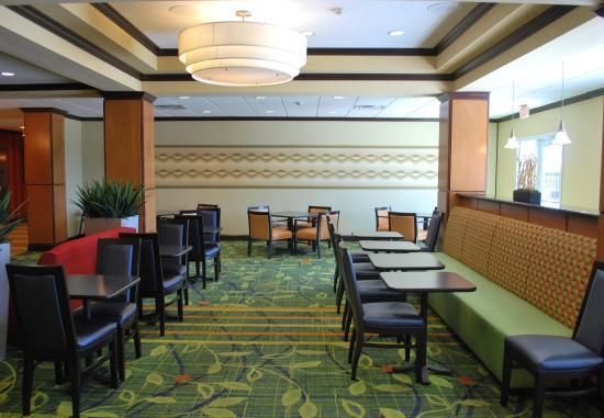 Weatherford, تكساس: Breakfast Seating Area
