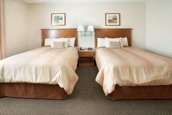 Temple, TX: Double Bed Guest Room
