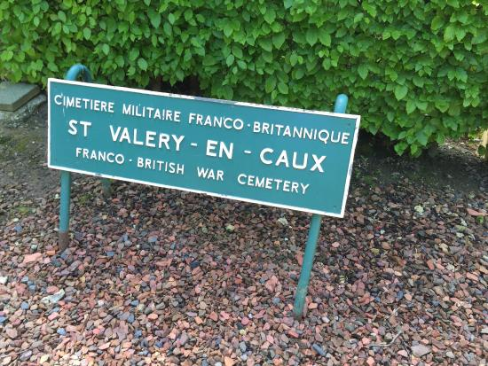 Cimetiere Militaire de Saint Valery en Caux: photo0.jpg