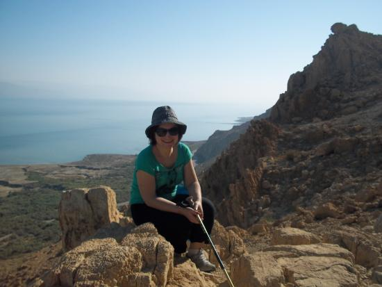 Tsukim Israel  City new picture : Enot Tsukim: The abridged lookout overlooking the springs and the Dead ...