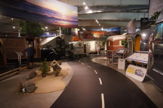 Rv Hall Of Fame >> Travel Through Time At The Rv Hall Of Fame Picture Of Rv Mh Hall