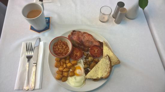 Cowes, UK: Jolliffes Breakfast