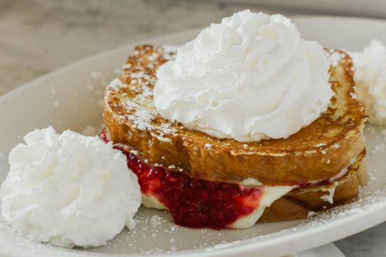 Rosie's Restaurant: We'll make sure you're stuffed...with our homemade stuffed french toast