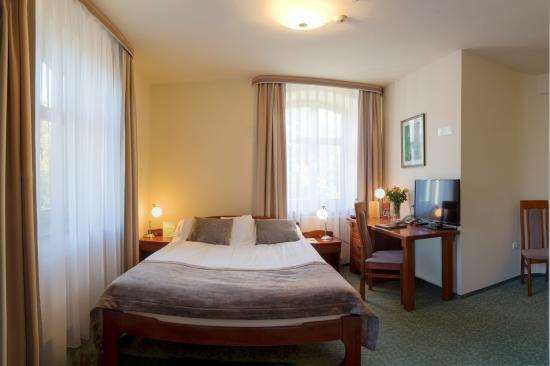 Elblag, โปแลนด์: TWIN room 3*