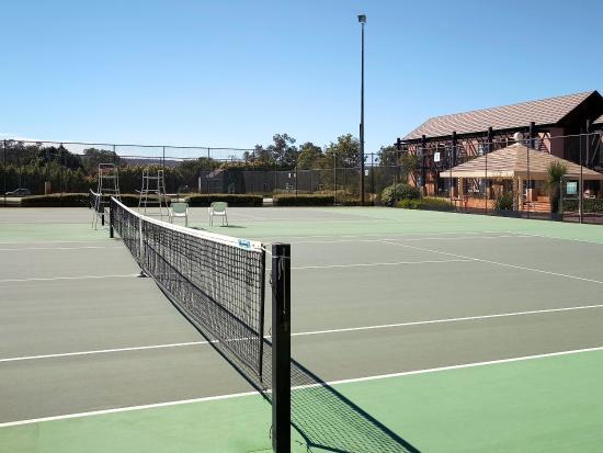The Vines, أستراليا: Recreational Facilities
