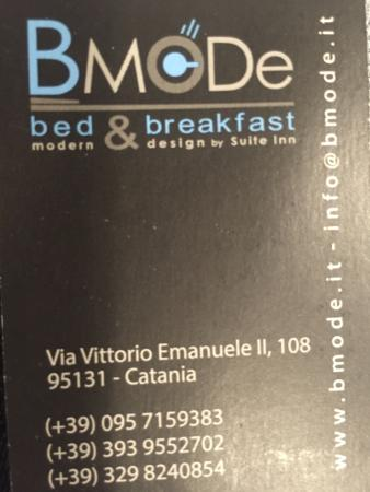 BMODe Bed & Breakfast