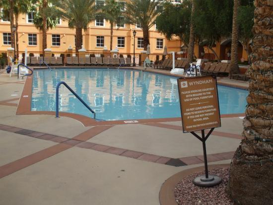 Wyndham Grand Desert: Adult pool