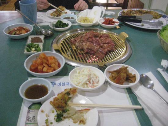 Koreean BBQ