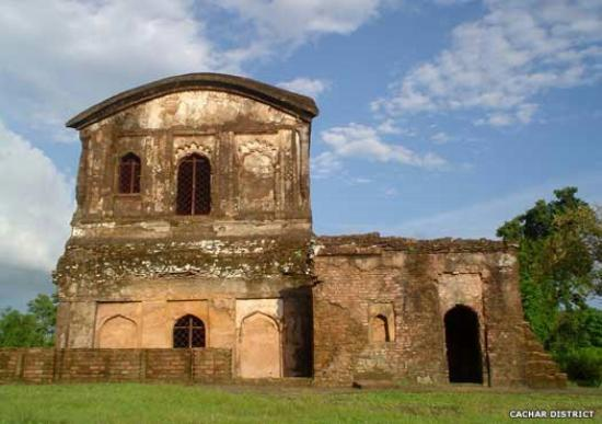Silchar, India: Kachari Fort