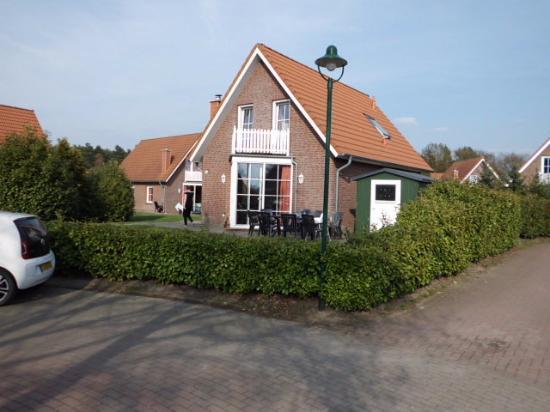Molbergen, Allemagne : 8-persoons huisje