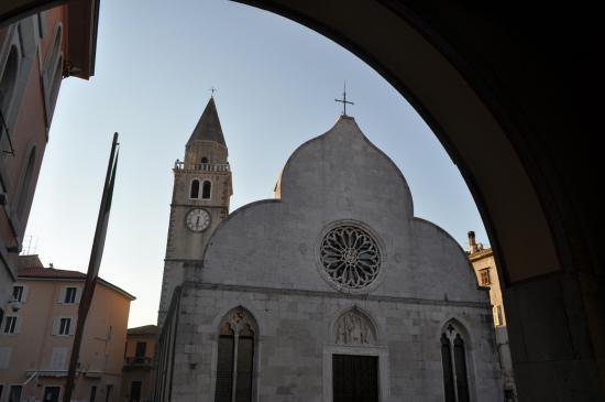 Muggia, Italia: Facciata