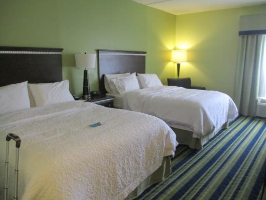 Hampton Inn Atlanta Woodstock Bild