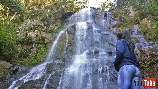 Cachoeira do Trentin: Mais informações você encontra no YouTube (GoWild Outdoors)