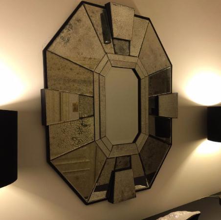 Palazzo Brunaccini: I want this mirror...