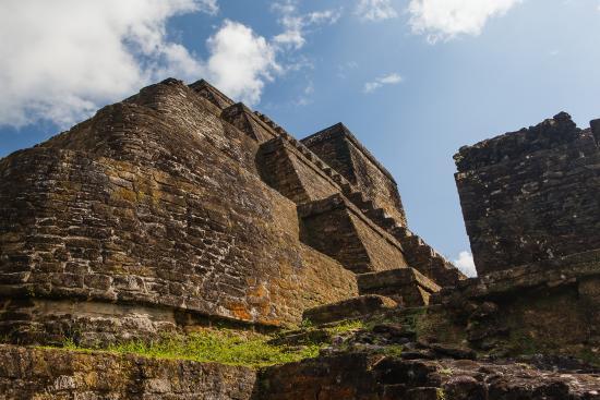 Distretto del Belize, Belize: Maya Stätte Altun Ha