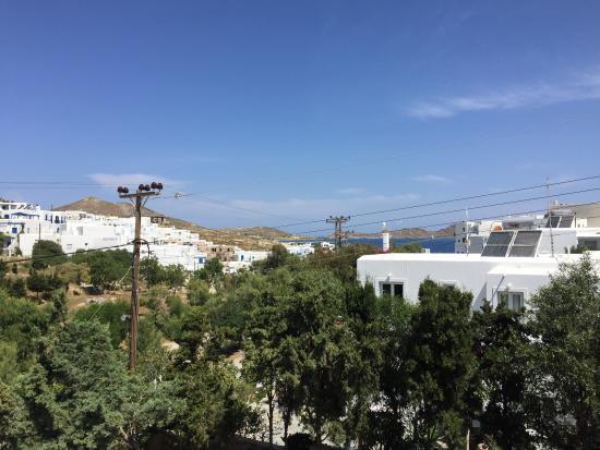 Hotel Manto: Magnifique endroit , vue, hôtel , proximité de tout ,plage et centre .  Patron très gentil !!!!