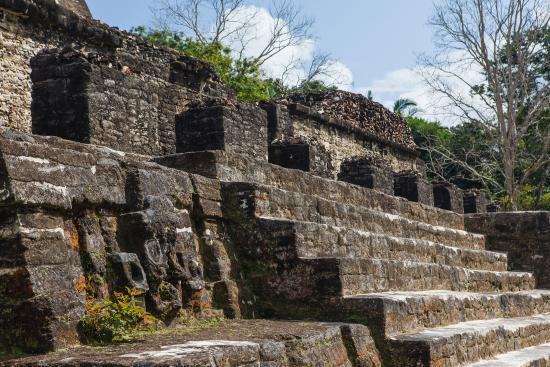 Distretto del Belize, Belize: Tempelanlage Altun Ha