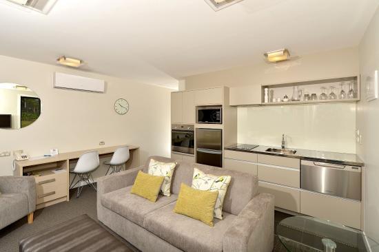 Kerikeri, Selandia Baru: Executive Apartment