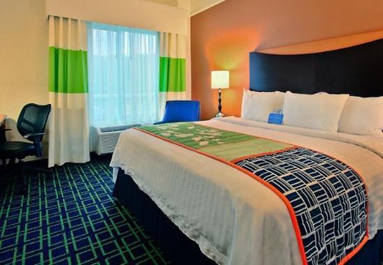 New Cumberland, بنسيلفانيا: King Guest Room