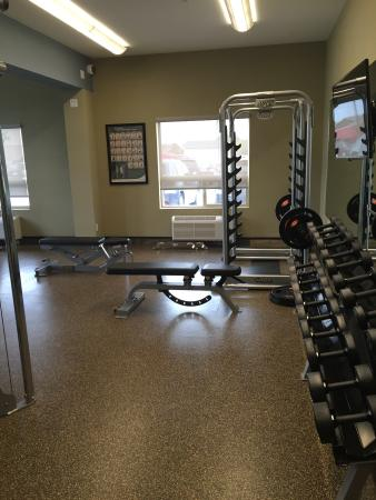Bonnyville, Canada: New Larger Gym