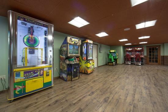Brownsville, VT: Arcade fun  for everone