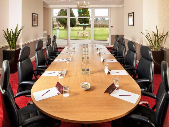 Hollingbourne, UK: Meeting Room