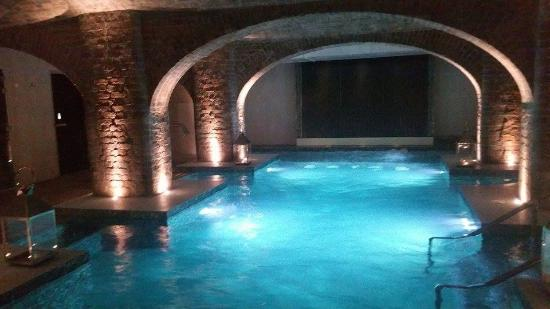 The spa picture of titanic hotel liverpool liverpool tripadvisor for Liverpool hotels with swimming pool