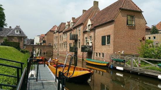 prachtige doorkijkjes - foto van fluisterboot zutphen, zutphen
