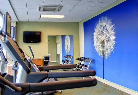 Moosic, Pensilvania: Fitness Center