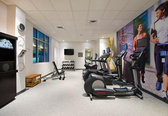 Chelsea, MA: Fitness Center