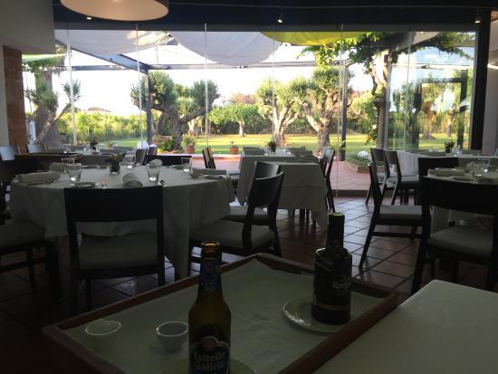 Ondara, Spania: Restaurant and Gardens beyond