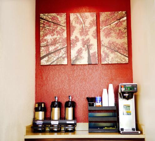 Suwanee, GA: Lobby Coffee