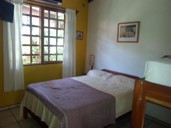 Playa Carrillo, Costa Rica: Habitaciones