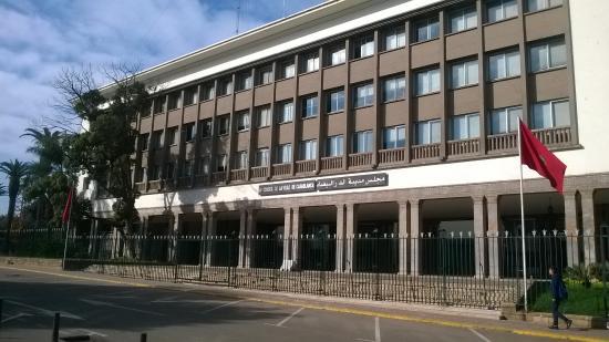 City Hall of Casablanca : Здание правительства