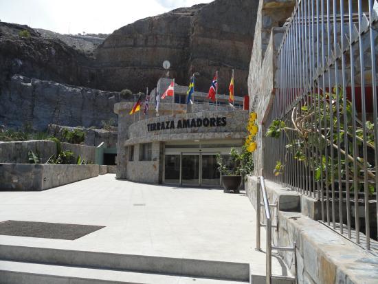Hotel Terraza Amadores: entree hotel