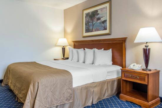 Ronkonkoma, estado de Nueva York: King guest room